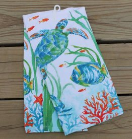 Sea Splash Cloth