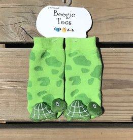 Infant Sea Turtle Rattle Socks
