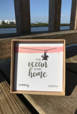 The Ocean Is My Home Necklace