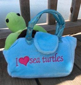 Turtle in a Purse