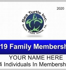 Family Membership- 4 Individuals