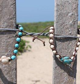 Adjustable Sea Turtle Bracelet