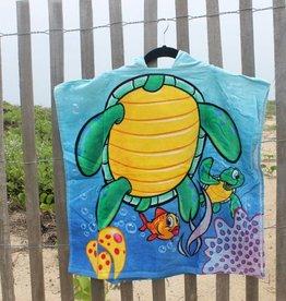 Children's Sea Turtle Poncho