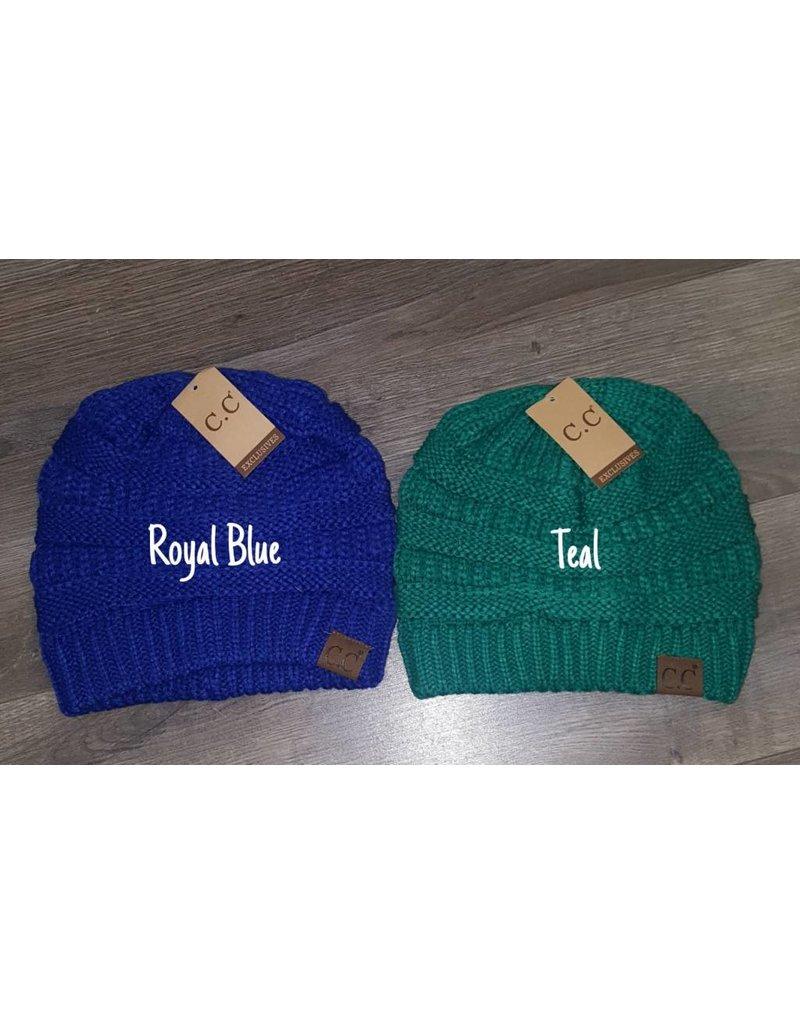 Basic C.C. Beanie Hat