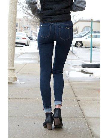 Nygard Luxe Denim Skinny Cuff