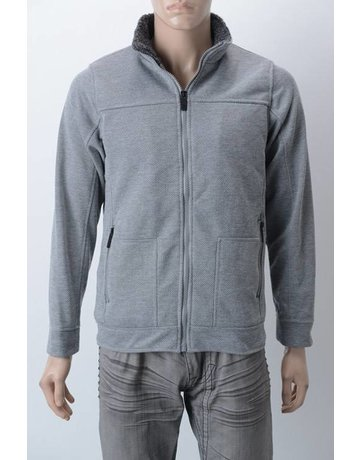 Clone Jacket With Zipper And Pockets