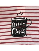 Cocoa & Christmas Cheer Tee