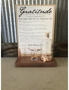 Gratitude Stands