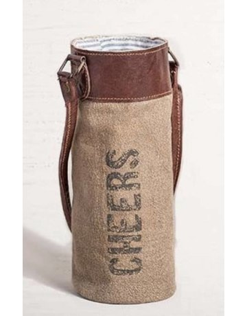 Mona B Wine Bag