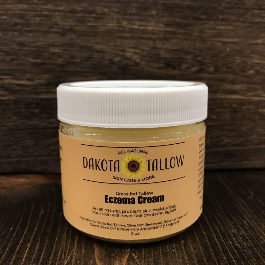 Dakota Tallow Eczema Cream