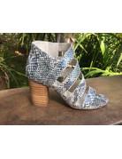 Mandy Strappy Heeled Sandal