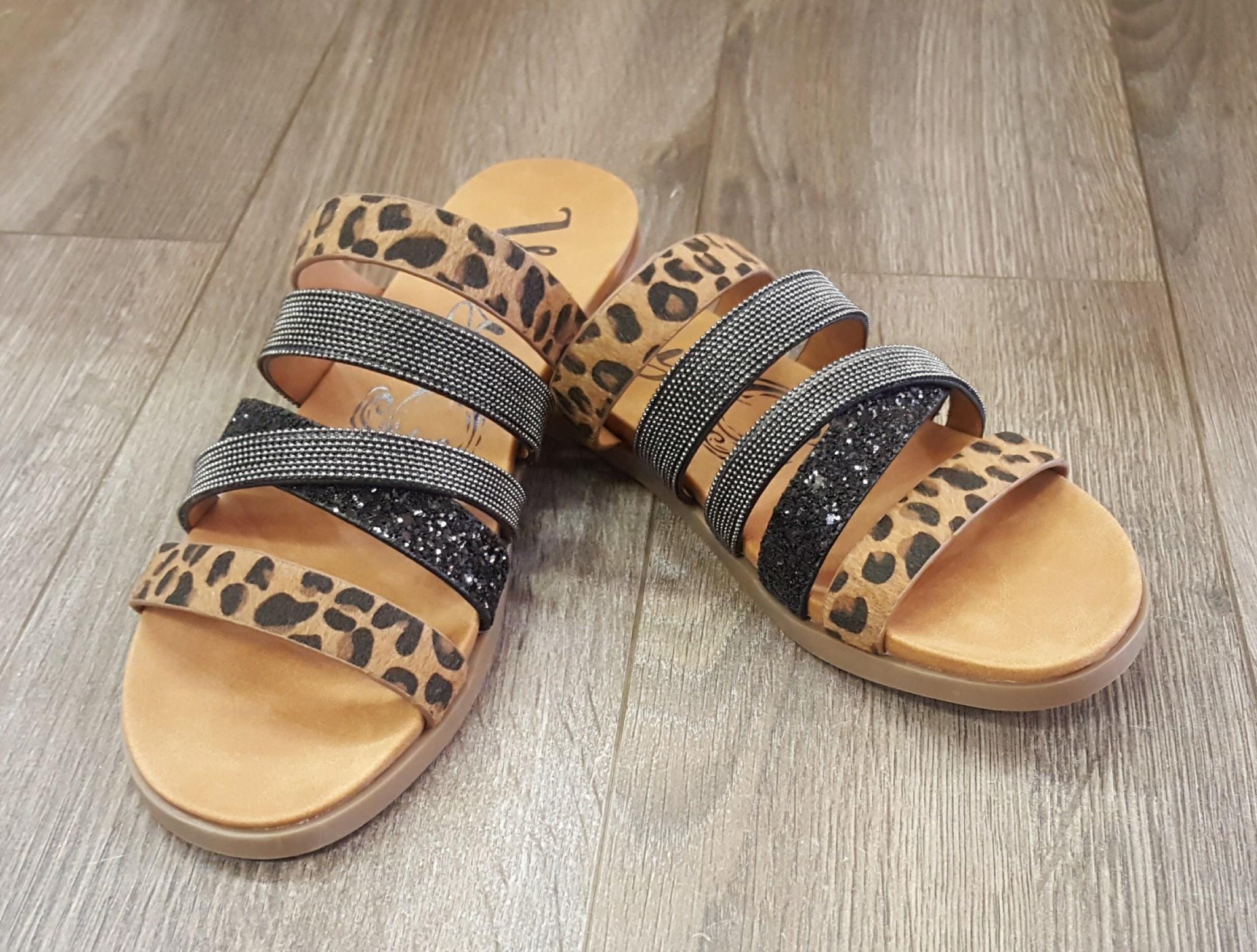 e5339eb0b12 Ginger Strappy Flat Sandal - Boutique 23