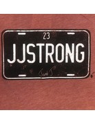 JJ Strong License Plate Tee