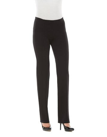 Luxe Straight Dress Pants