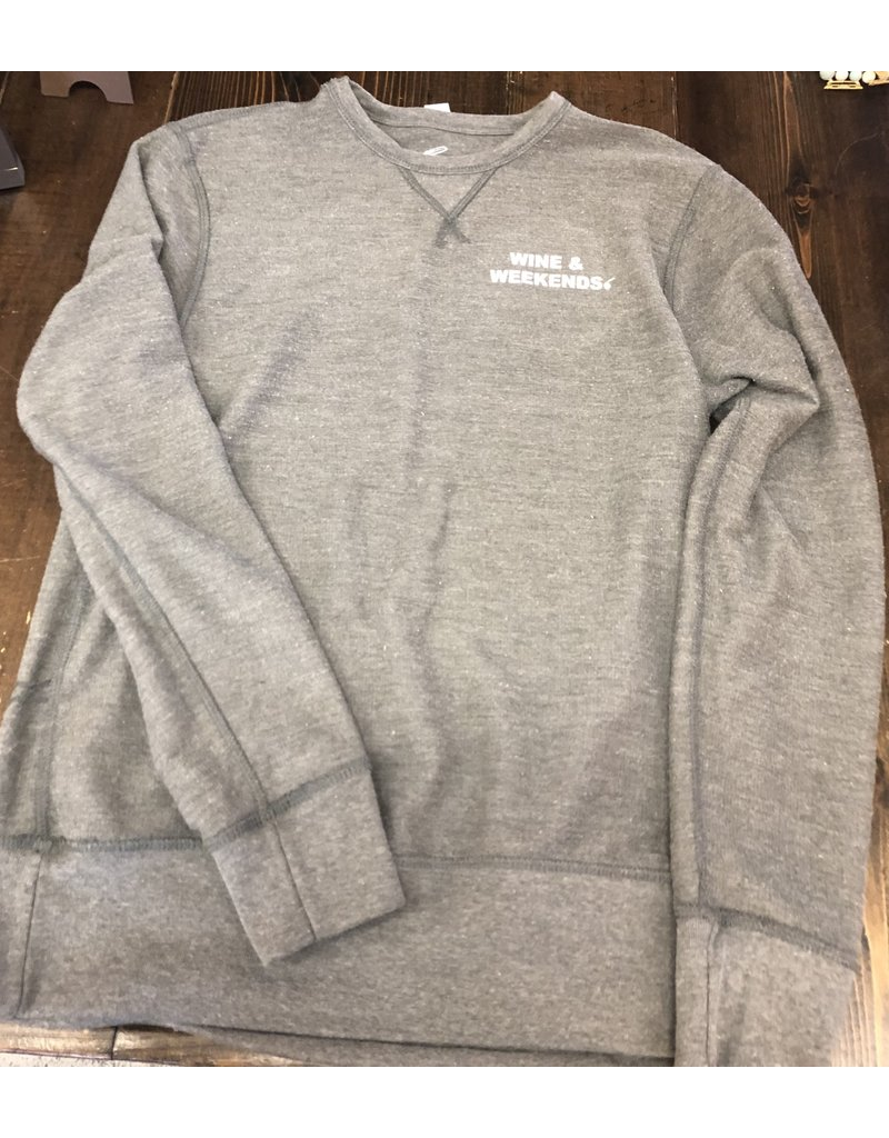 Reversable Crew Sweatshirt