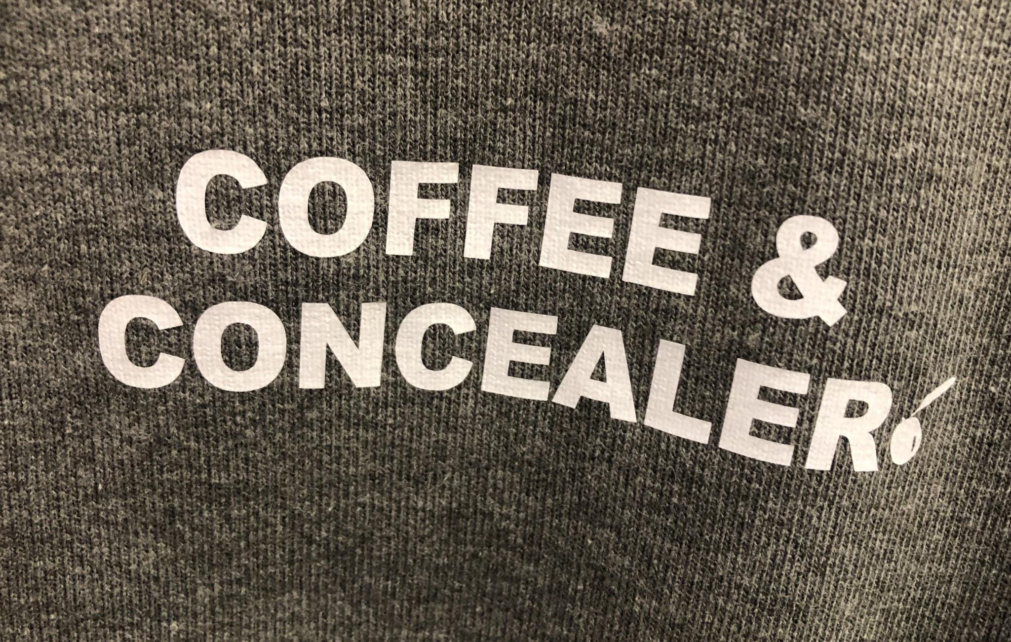 Reversable Crew Sweatshirt