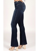 Luxe Lift High Rise Flare Jean