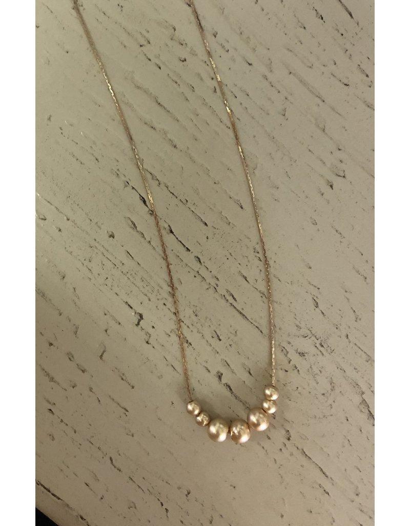 Slide Necklace