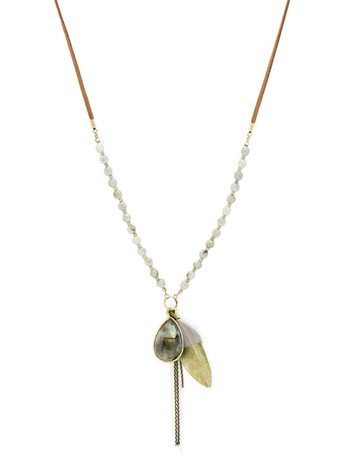 The Daydreamer Gemstone Necklace