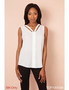 Cut to the Chase Top