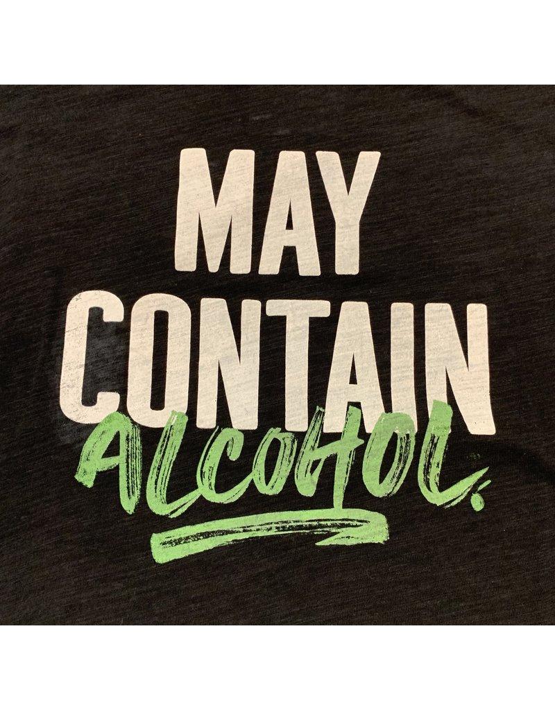 May Contain Alcohol Tank