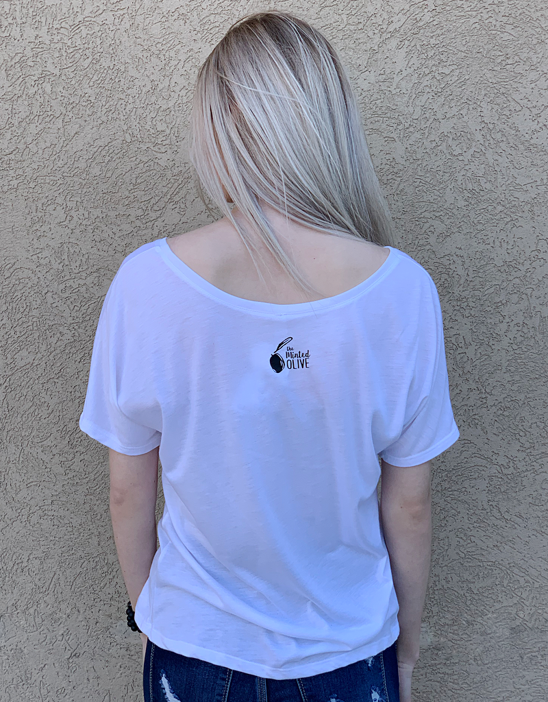 Stay Beautiful Slouchy Tee
