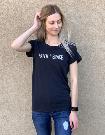 Faith & Grace Tee