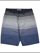 Schields Striped Textured Shorts