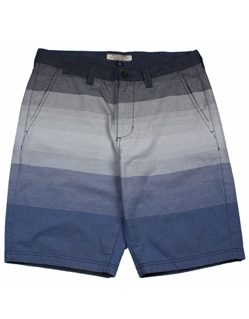 Schields Striped Textured Shorts
