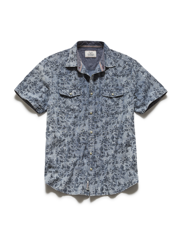 Barnwell Western Short Sleeve Button Up