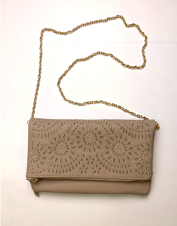 Ellington Embroidered Cross Body