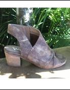 Breezy Cutout Heeled Sandal
