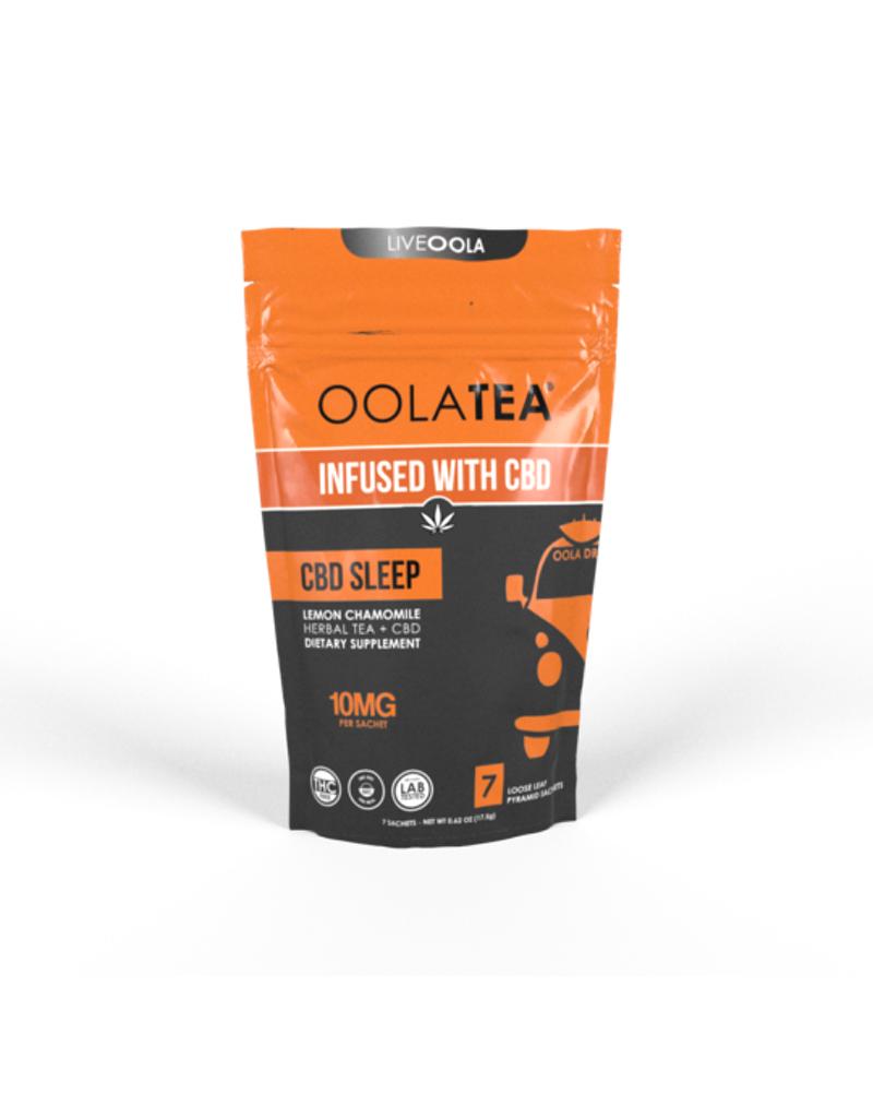 Oola Oola CBD Tea