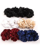 Bold Colored Scrunchies