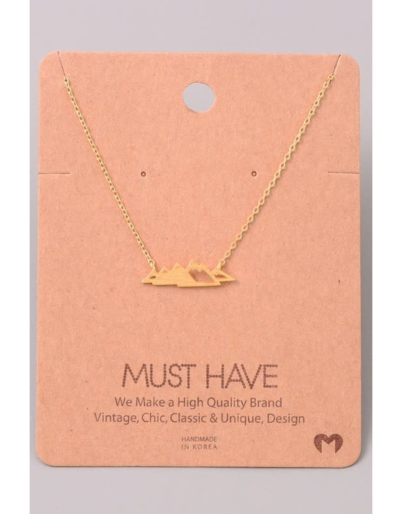 Must Have Necklaces