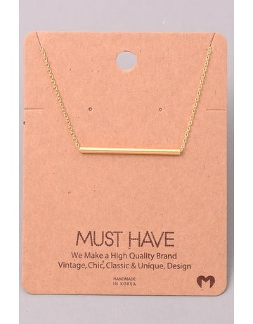 Must Have Necklace 2