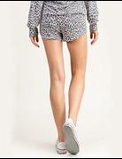 Leopard Print PJ Shorts