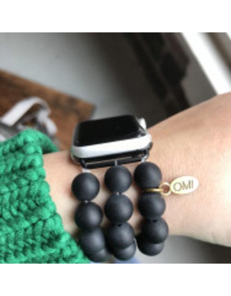 OMI Apple Watch Band - Black