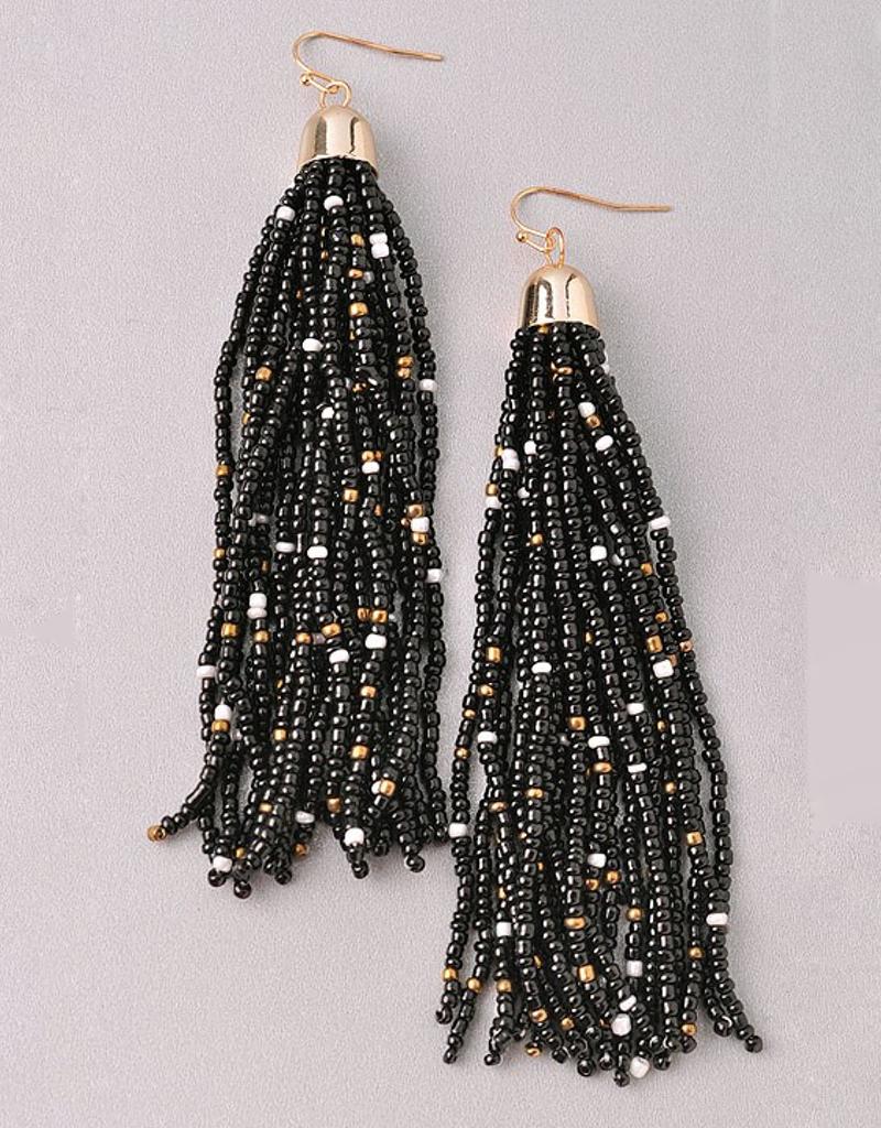 Confetti String Earrings