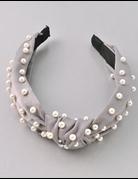 Pearl Studded Headband