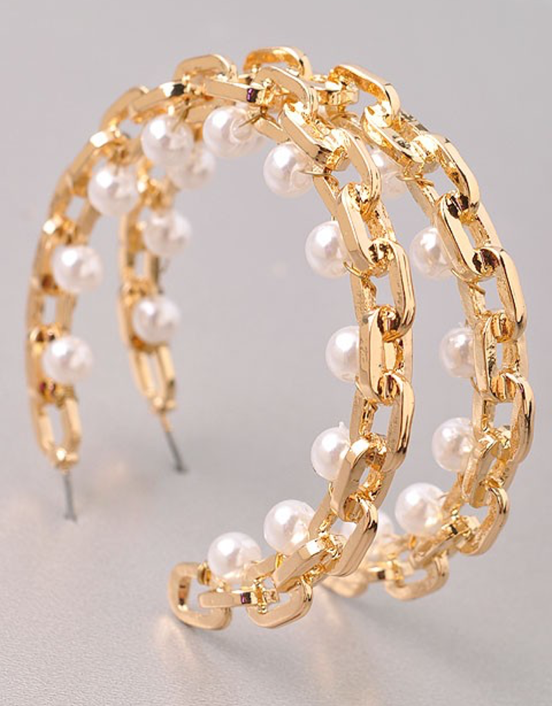 Chain & Ball Hoops