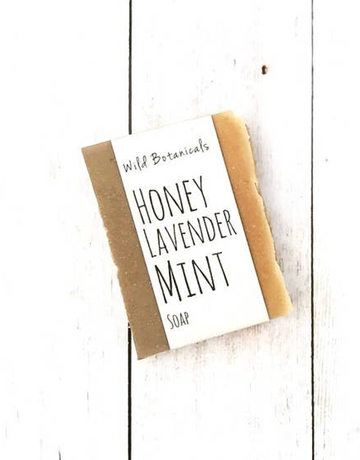 Honey Lavender Mint Soap