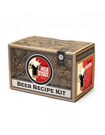 Chocolate Milk Stout Recipe Kit