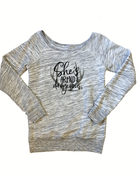 She Is Armed Crewneck
