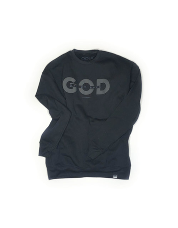 God Has My Back Sweatshirt