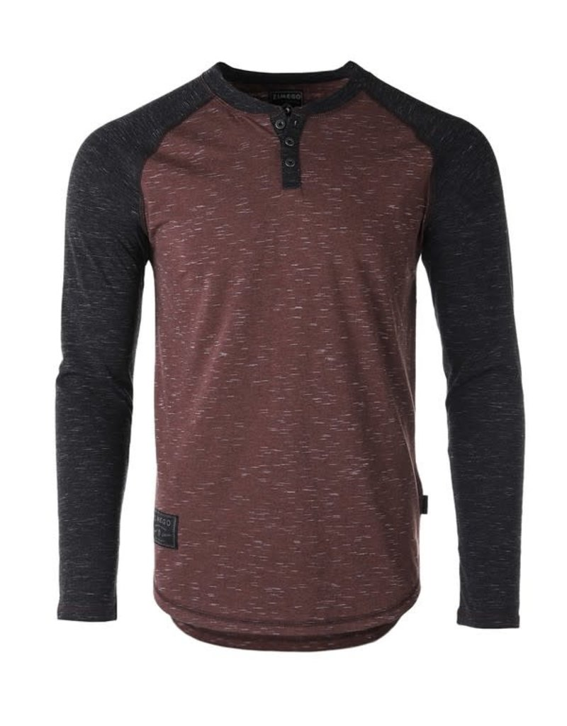 Two Colored Long Sleeve