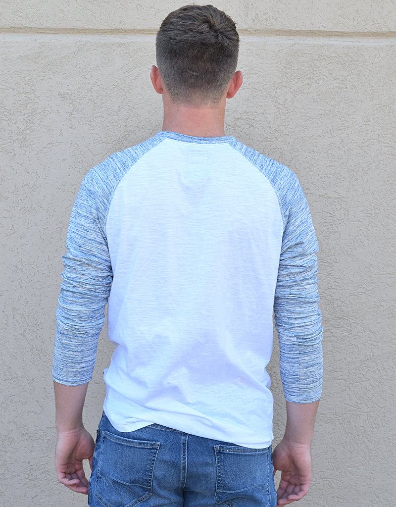 Two Toned Long Sleeve