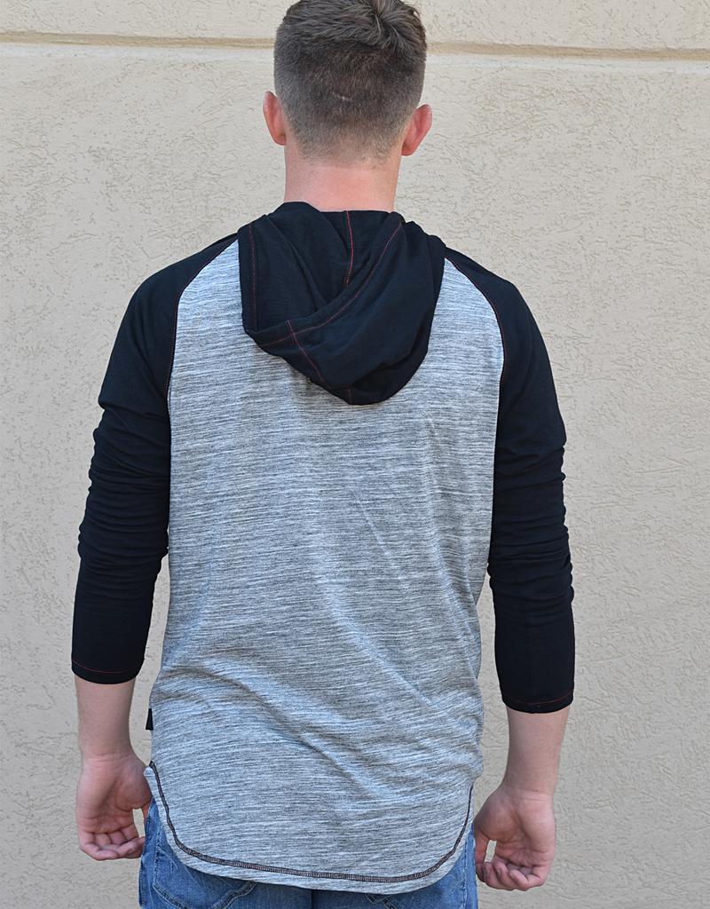 Long Sleeve Round Bottom Shirt