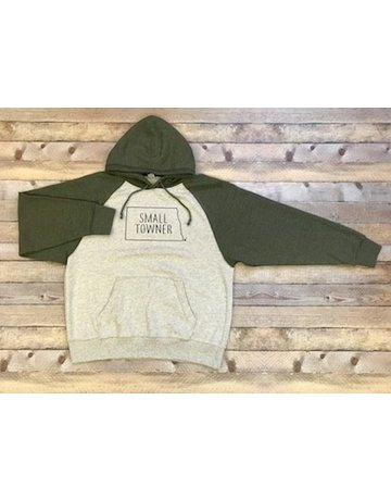 The Minted Olive Small Towner Hoodie