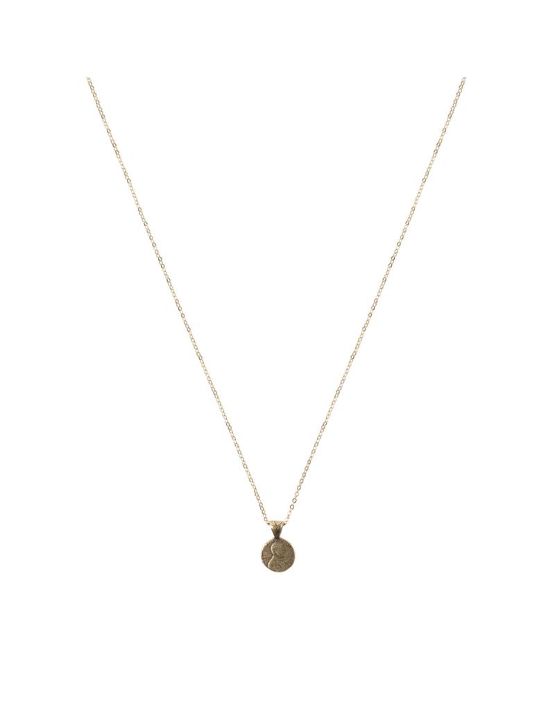 Petite Love Penny Necklace
